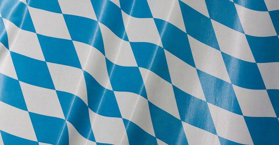 Blue White Illustrated