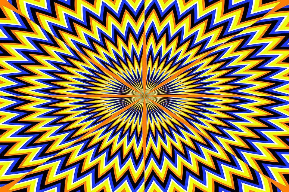 Eye Optical Illusions
