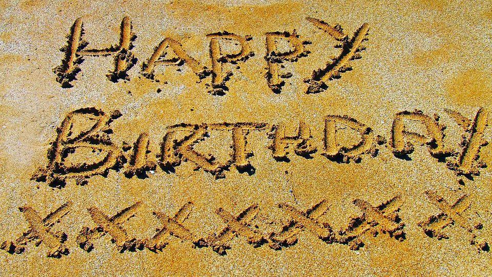 Happy Birthday Animated