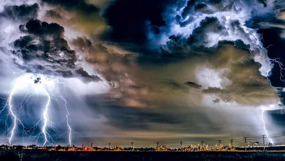 Thunderstorm Picture