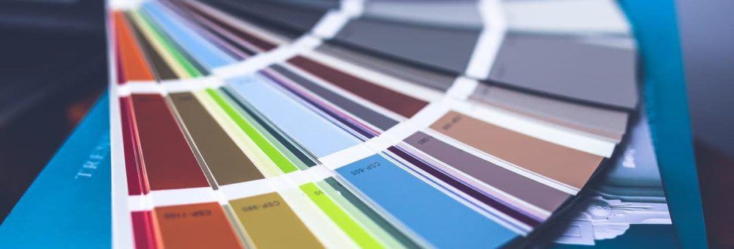 color grading palette