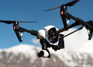 drone footage videography
