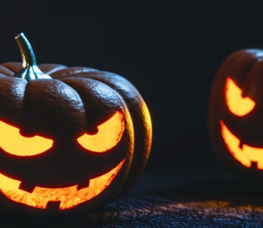 halloween desktop backgrounds pumpkin carving
