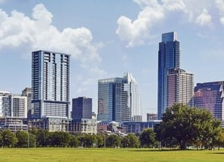 okc skyline oklahoma city