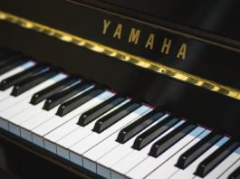piano backgrounds - stock images