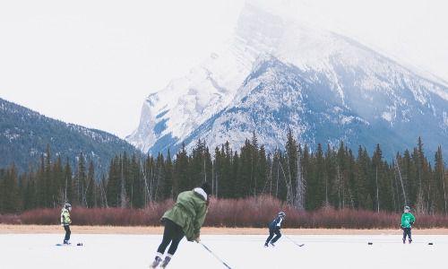 Snow Game Photos