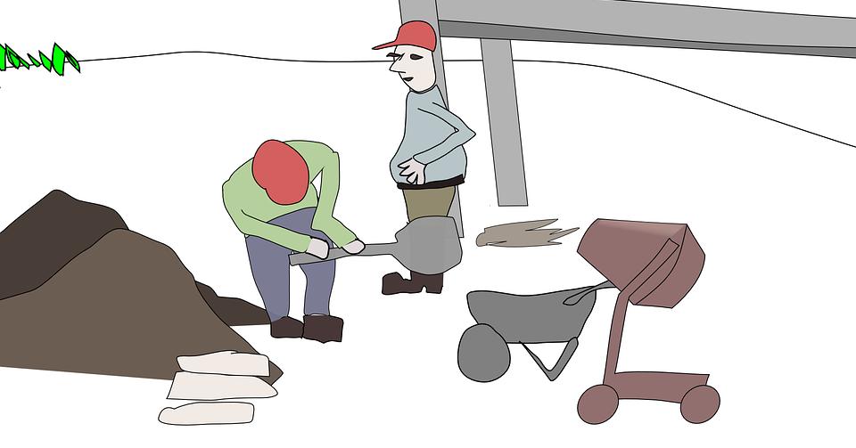 Construction Cartoons