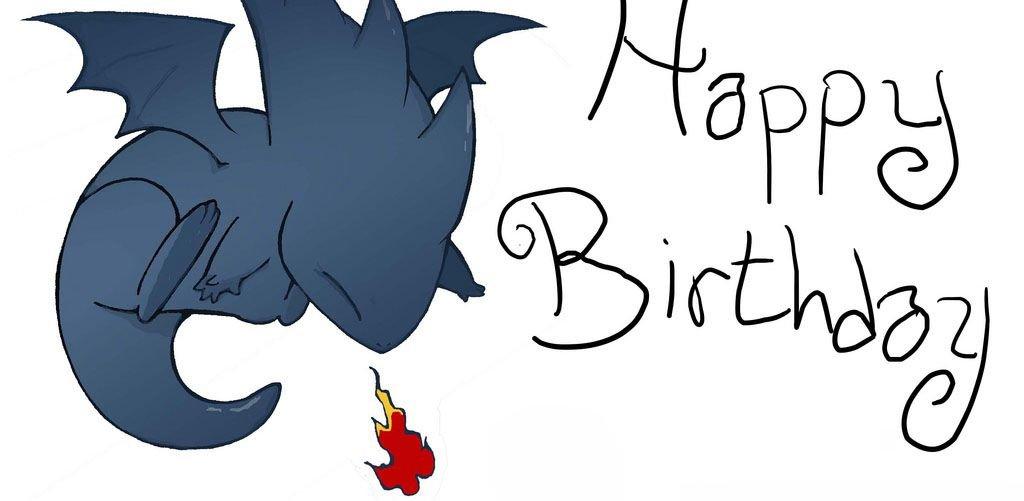 Happy Birthday Cartoon Images