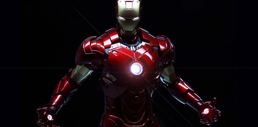 Iron Man Background