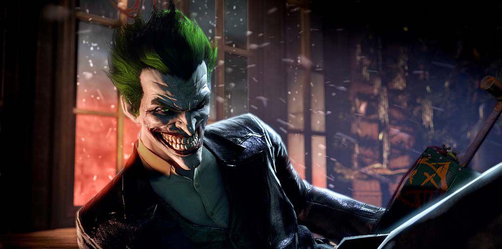 Joker Background