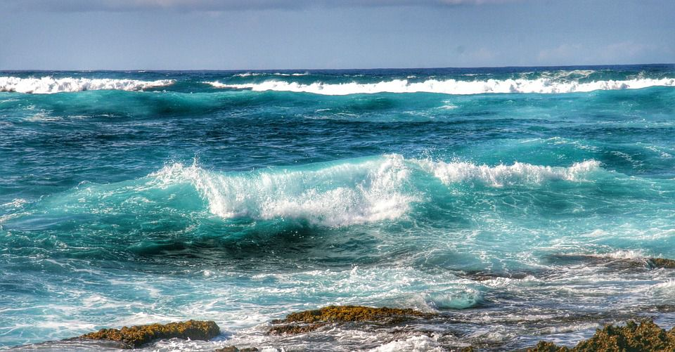 Ocean Backgrounds