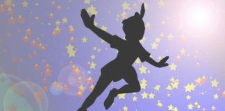 Peter Pan Background