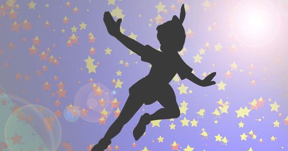 Peter Pan Background
