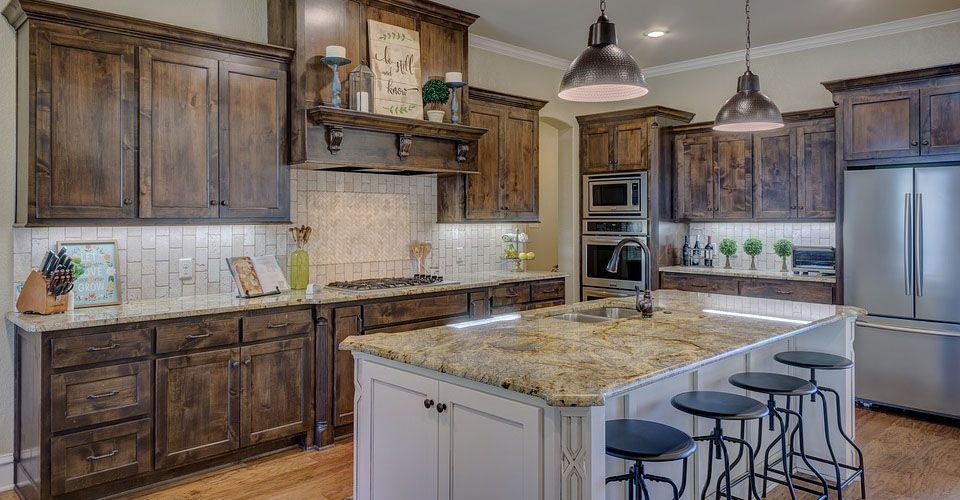 Pic Of Kitchen