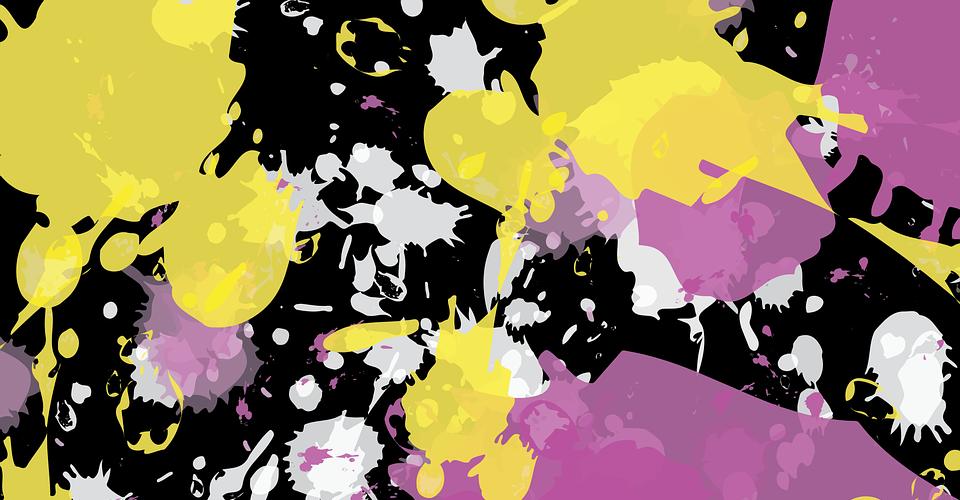 Splatter Vector