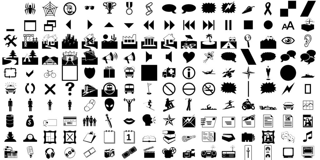 Symbol Characters