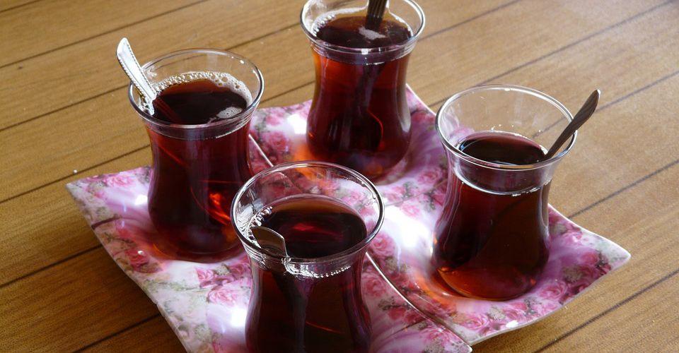Turkish Tea Set