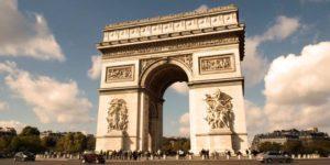 Arc de Triomphe - Paris Backgrounds
