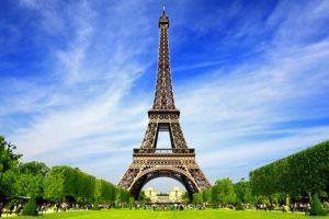 Eiffel Tower - Paris Backgrounds